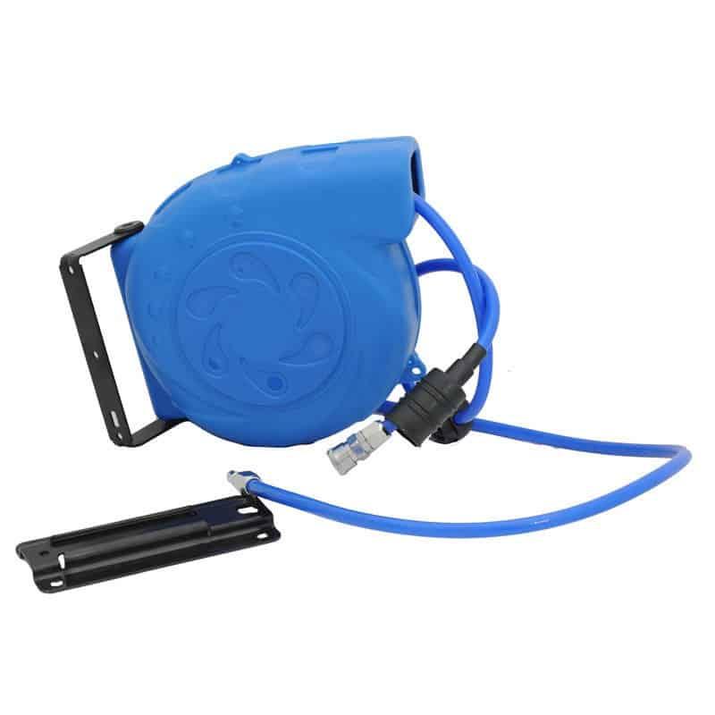 Auto coil handset