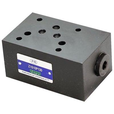 Модульные обратные клапаны Z1S10