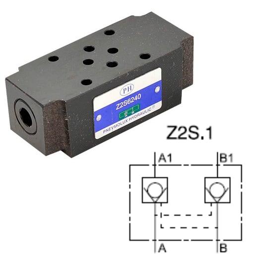 Гидрозамок Z2S