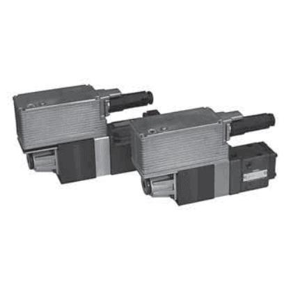 Пропорциональные гидравлические устройства с усилителем